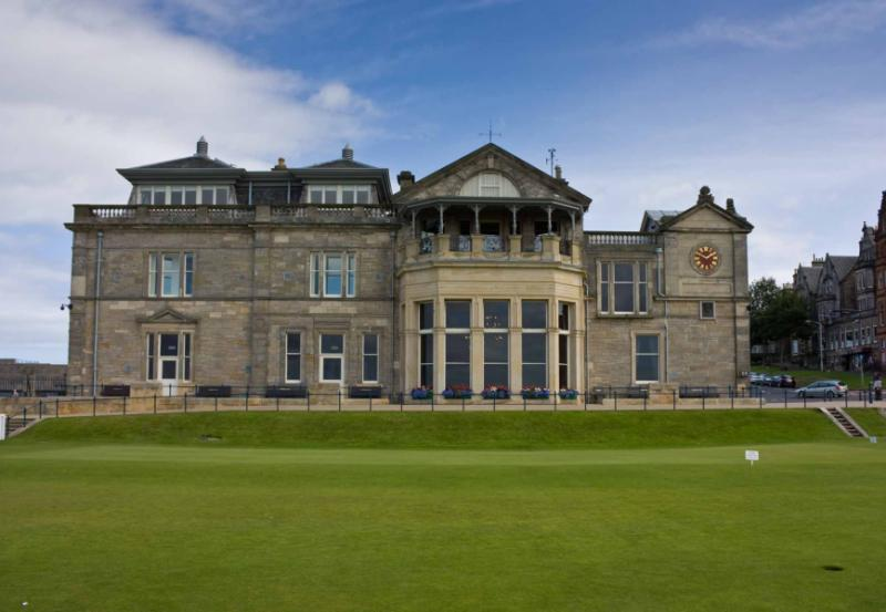 Golf Castles Amp Gardens Tour Of Scotland St Andrews Gleneagles Amp Turnberry Zicasso
