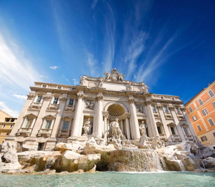Roman Vacations: Grand Tour Of Italy's Baroque Art & Architectural History
