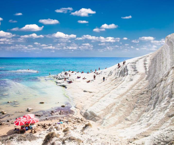 Seven Night Sicilian Vacation Tour Culture Beach
