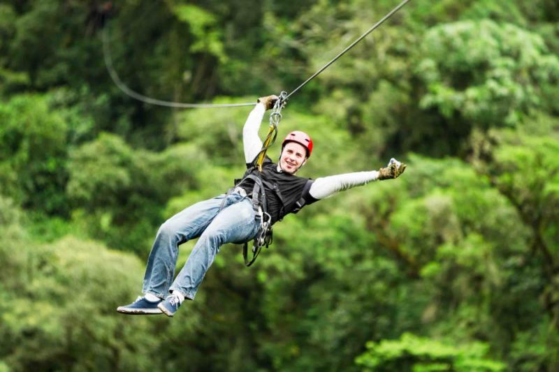 Pine Mountain Canopy Tour