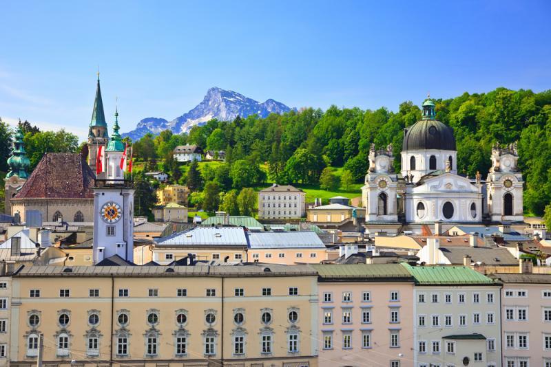 travel salzburg vienna