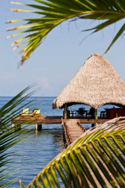 Review Luxury Family Vacation In Belize Cayo Ambergis