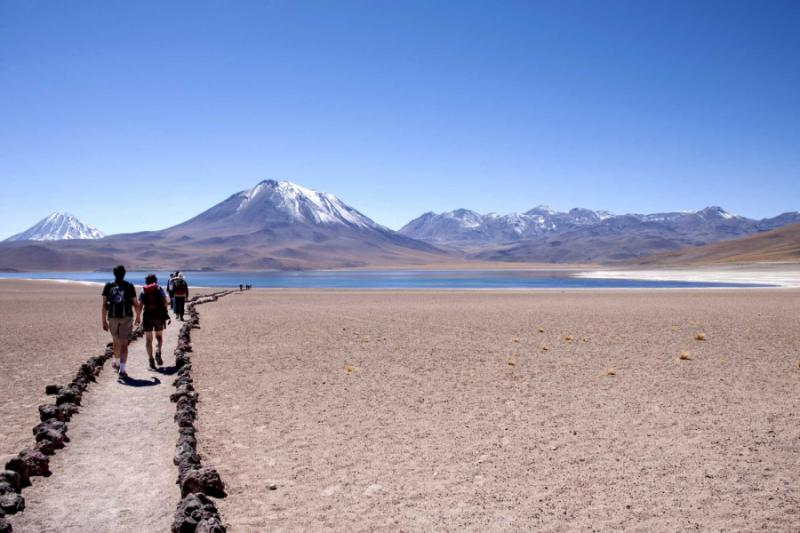 Review Chile Tour Santiago Atacama Desert Geysers