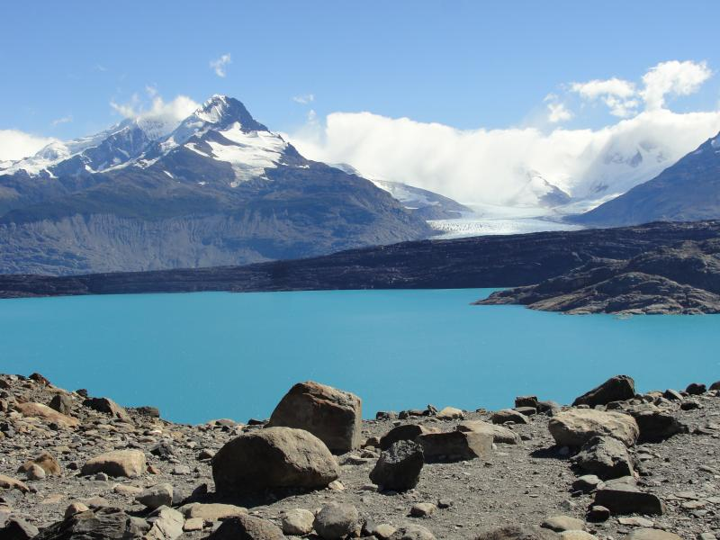 how to get to torres del paine from buenos aires