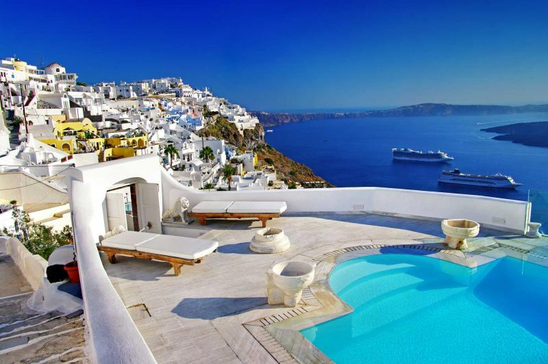 travel reviews greece agent luxury vacation