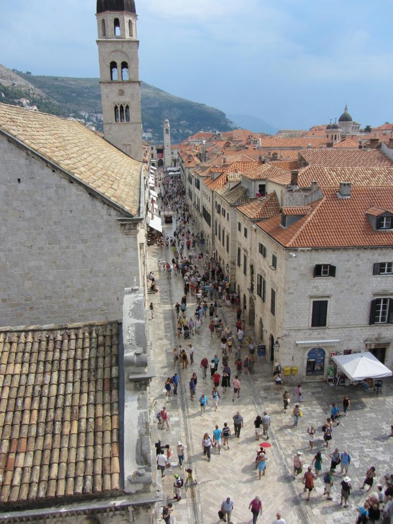 how to get from ljubljana to split