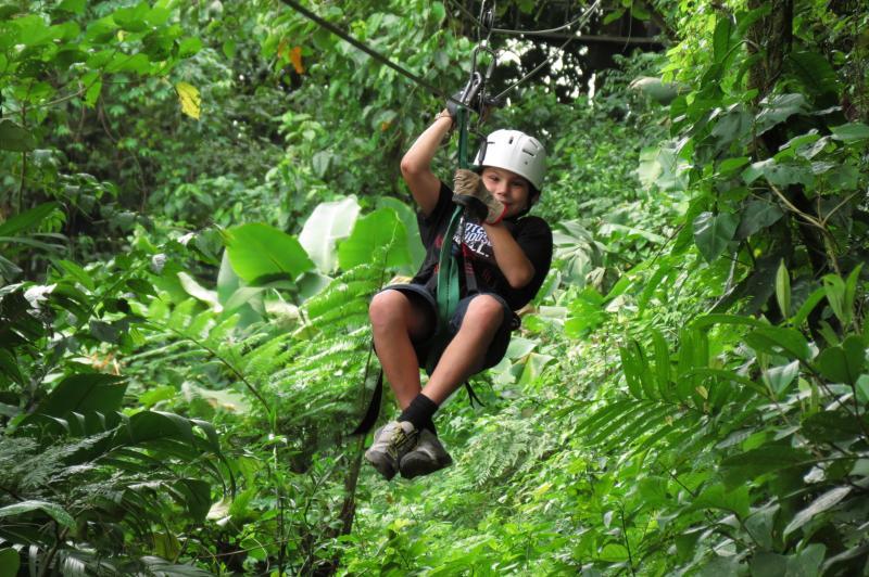 Travel Review Family Costa Rica Vacation Tortuguero