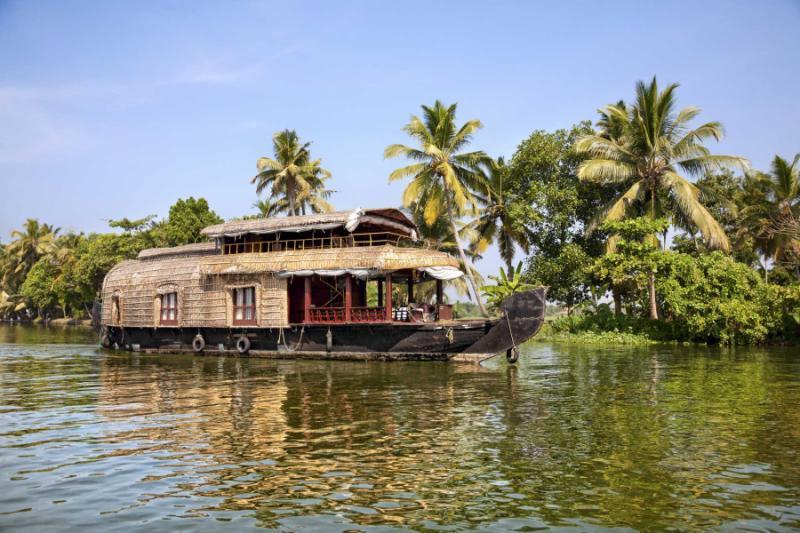 India travel review thekkady kolukkumalai kumarakom for Travel planners kerala reviews