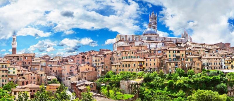 Italian Florence: Italy Vacation Review: Florence, Rome, Siena