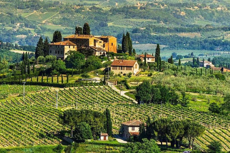 Private Tour Guide In Tuscany