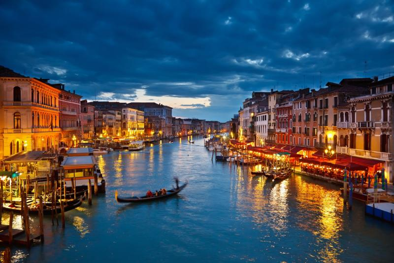 Most Traveled Cities In Italy