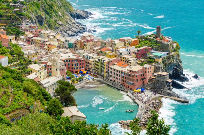 Italy Honeymoon Review Rome Florence Positano Cinque