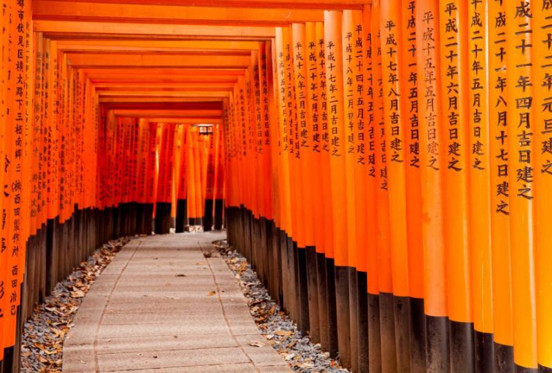 a seven days japan itinerary  kyoto  hakone  tokyo