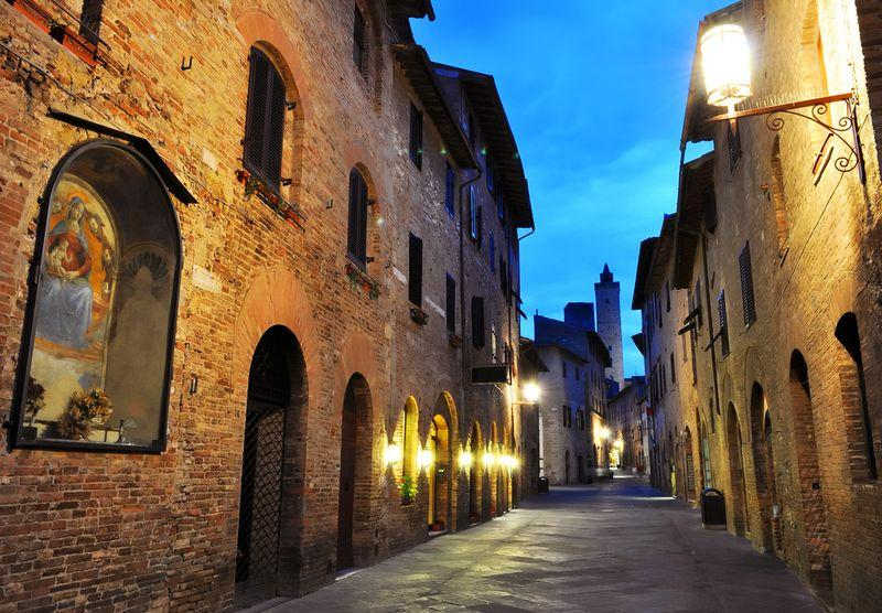Italian Florence: Italy Travel Review: Florence, Siena, San Gimignano, Rome