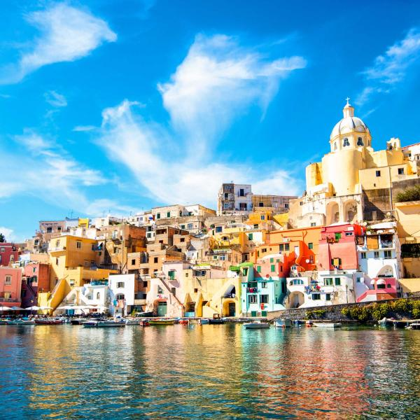 Travel Review Tour Of Greece Amp Italy Naples Santorini