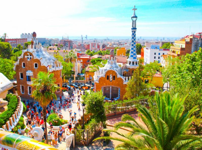 how to travel from barcelona to rome