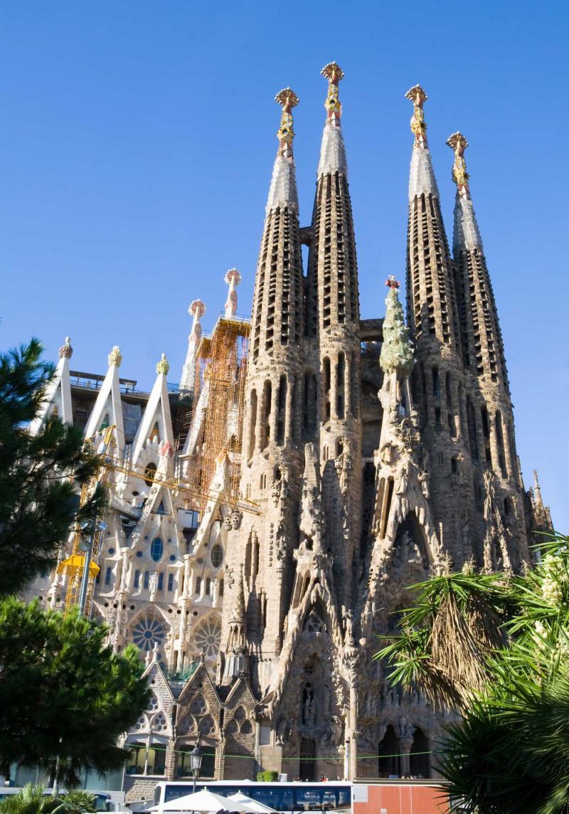 Spain Vacation Review Barcelona Cordoba Granada Seville Madrid Alhambra Sagrada De