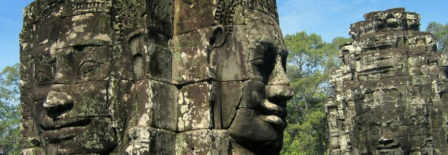 Angkor Wat is one of the country's most popular attractions.
