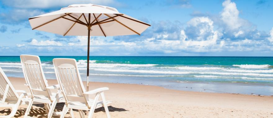 Refice, Brazil is the perfect place for a beach getaway.