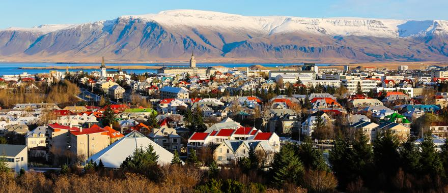 Driving Tour South Coast Iceland Itinerary From Reyjavik