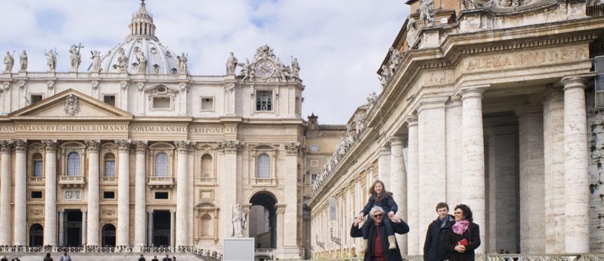 Amazing Family Italian Vacation Rome Venice And