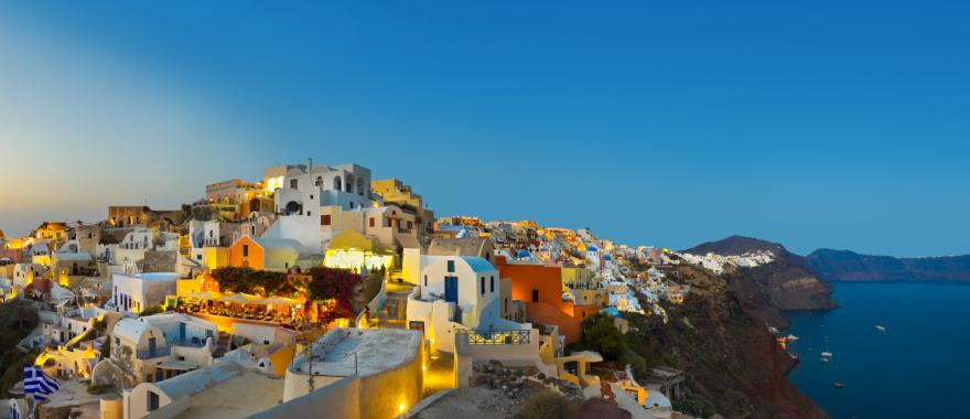 Greece Land & Sea Vacation Package: Athens, Mykonos