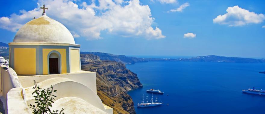 essential athens and greek islands vacation mykonos santorini