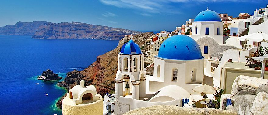 A Perfect Greece Vacation Package Mykonos Santorini - Greece tour packages