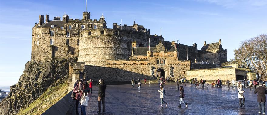 Scotland Literary Tour: Edinburgh, Swanston, Glasgow ...