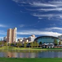 City of Adelaide.