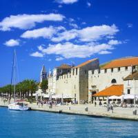 Trogir midieval town in Croatia.