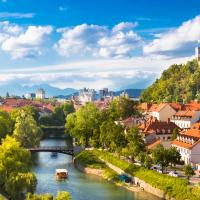 Ljubljana is the capital of Slovenia.