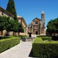 spain andalucia udeba the chapel of el salvador