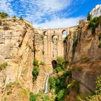 Travel review spain vacation barcelona madrid ibiza - Kenay home malaga ...